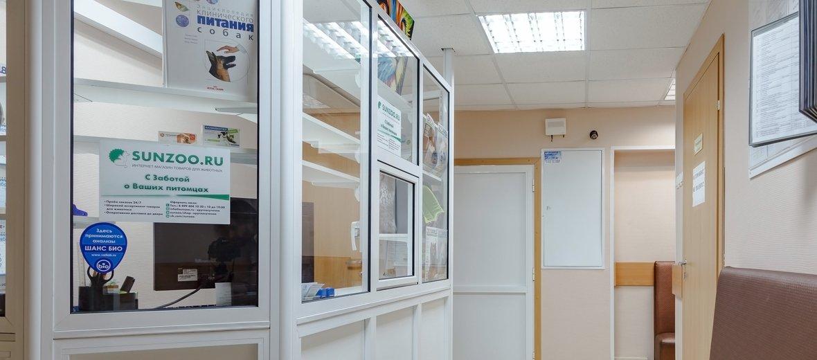 Фотогалерея - Ветеринарная клиника Котофеич на метро Автозаводская