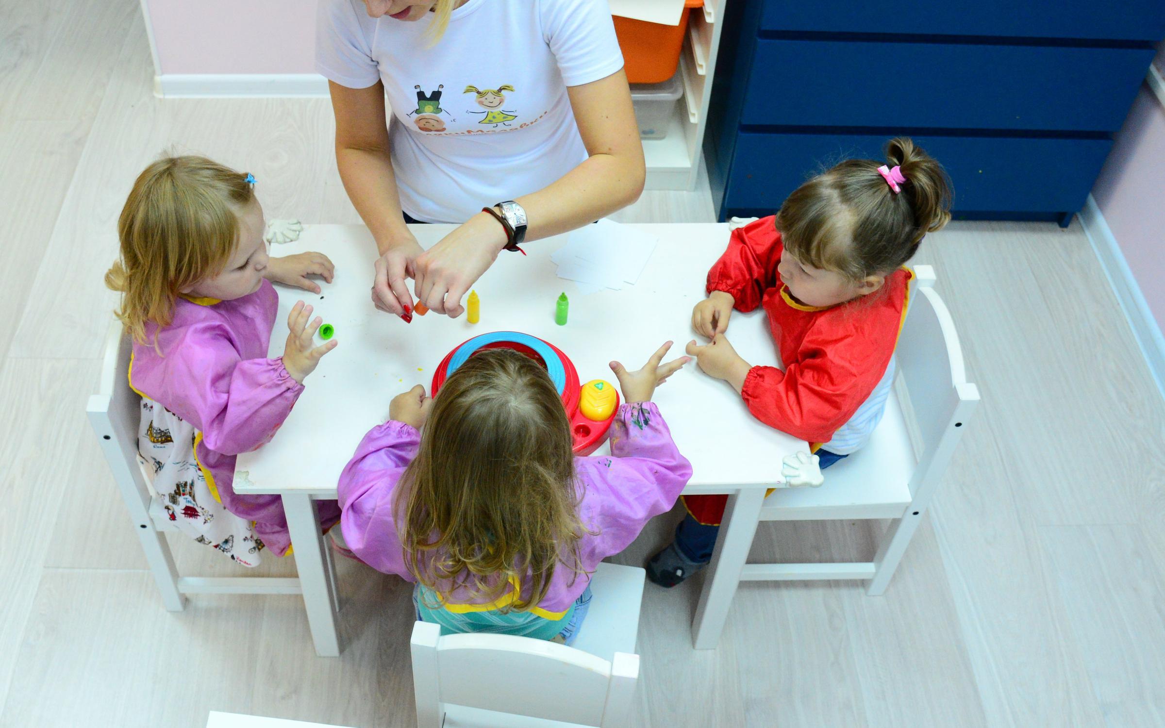 фотография Детского клуба Бэби-умник на улице Ирины Левченко