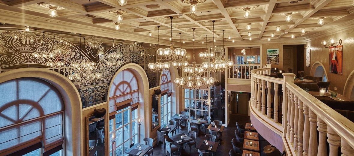 Фотогалерея - Ресторан Павильон на метро Маяковская