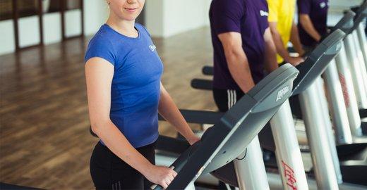 фотография Современный фитнес-клуб Глобал