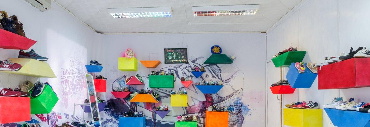 фотография Интернет-магазина New Balance на метро Чистые Пруды