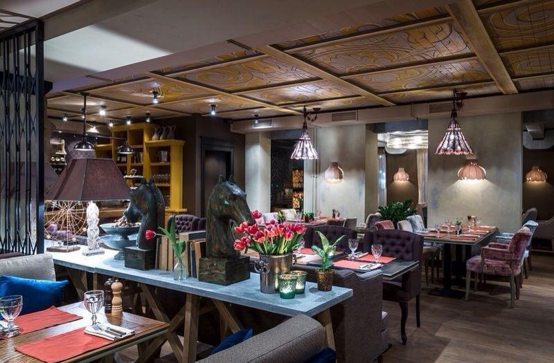 фотография Грузинского ресторана Marani в Жуковке