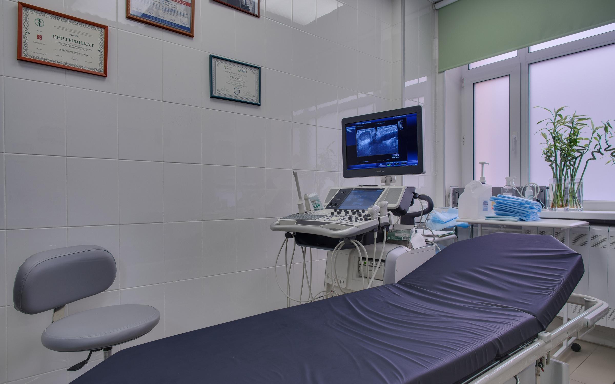 Центр лечения миомы матки на метро Тульская (в Духовском переулке)