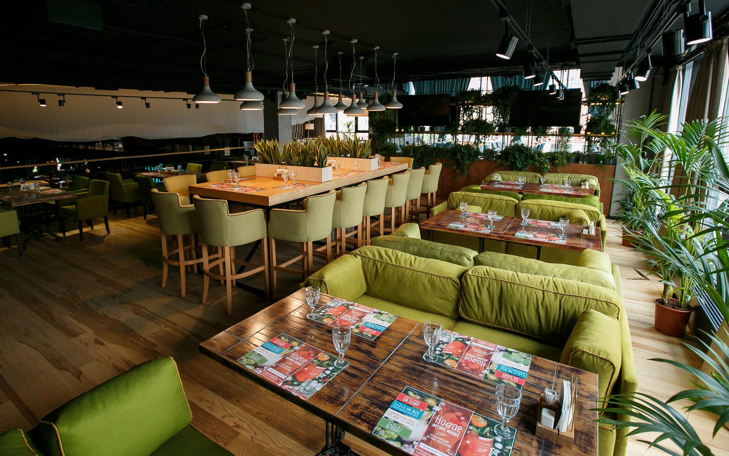фотография Ресторана DEL MAR на Туристской улице