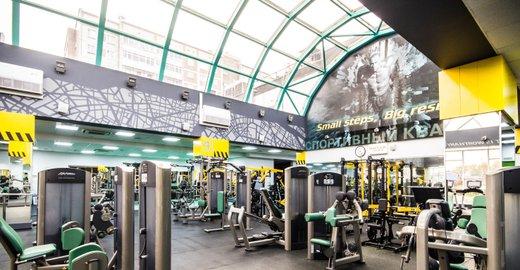 df6b6aa2c2bd Отзывы о фитнес-центре Спортивный Квартал - Фитнес клубы - Ижевск