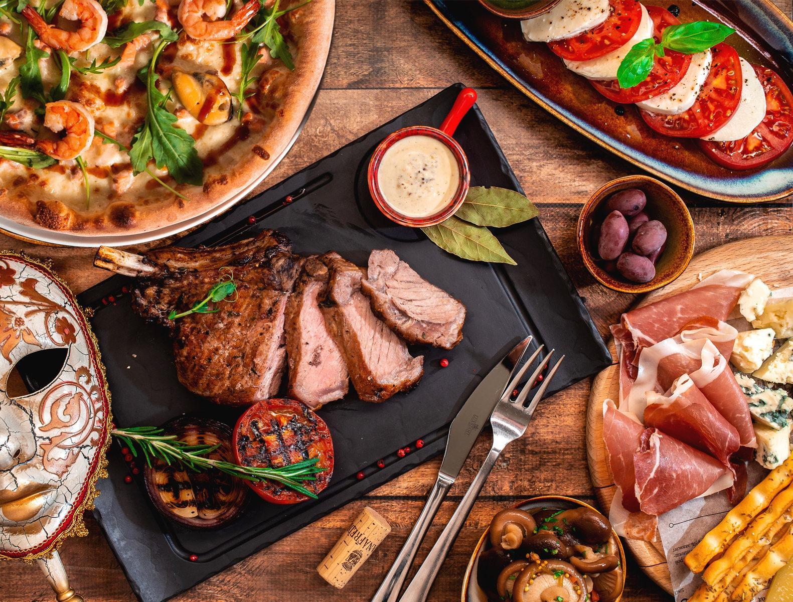 фотография Ресторана-пиццерии Di ПАОЛО в ТЦ Матвеевский