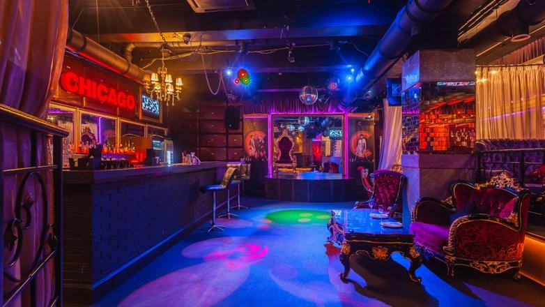 ночной клуб в крымское