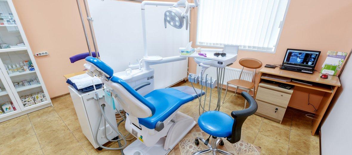 Фотогалерея - Стоматологическая клиника Стом-Ос на улице Сергея Лазо