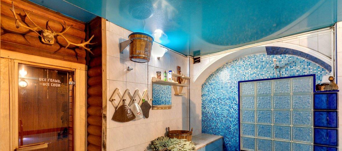 Фотогалерея - Кутузовские бани в Центральном районе
