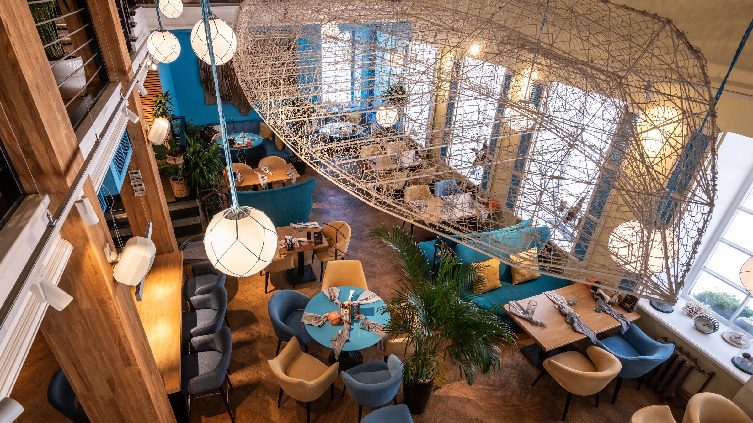 фотография Ресторана Черетто Море на Пятницкой улице