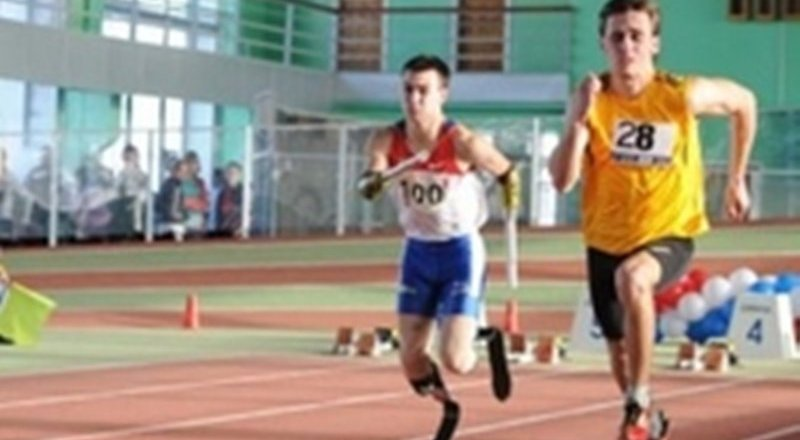 фотография Спортивный клуб инвалидов Омич на проспекте Мира