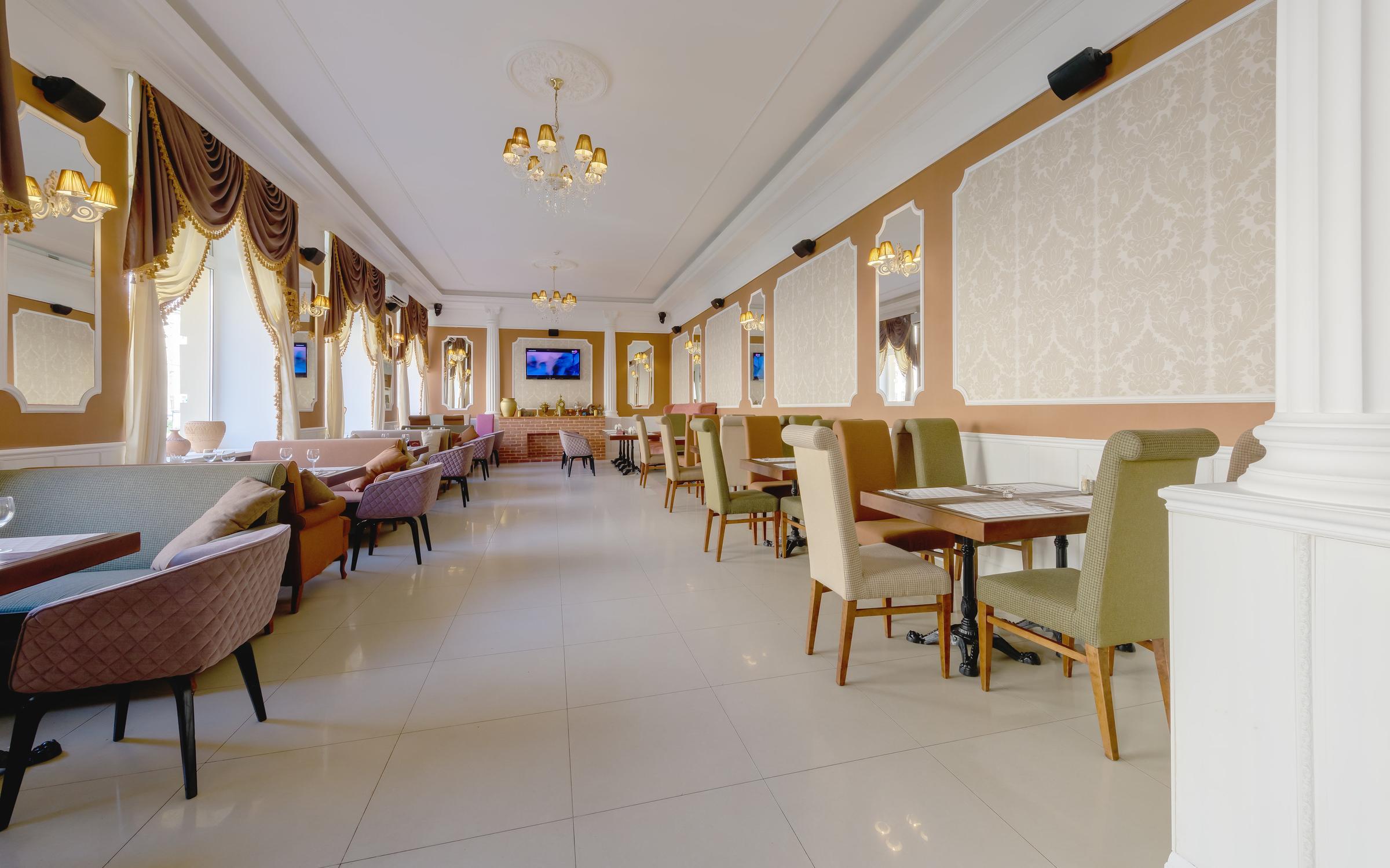 фотография Ресторан-кафе национальной кухни Сумах на метро Автово