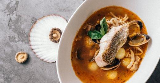 Где поесть вкусные оригинальные супы в нижнем новгороде