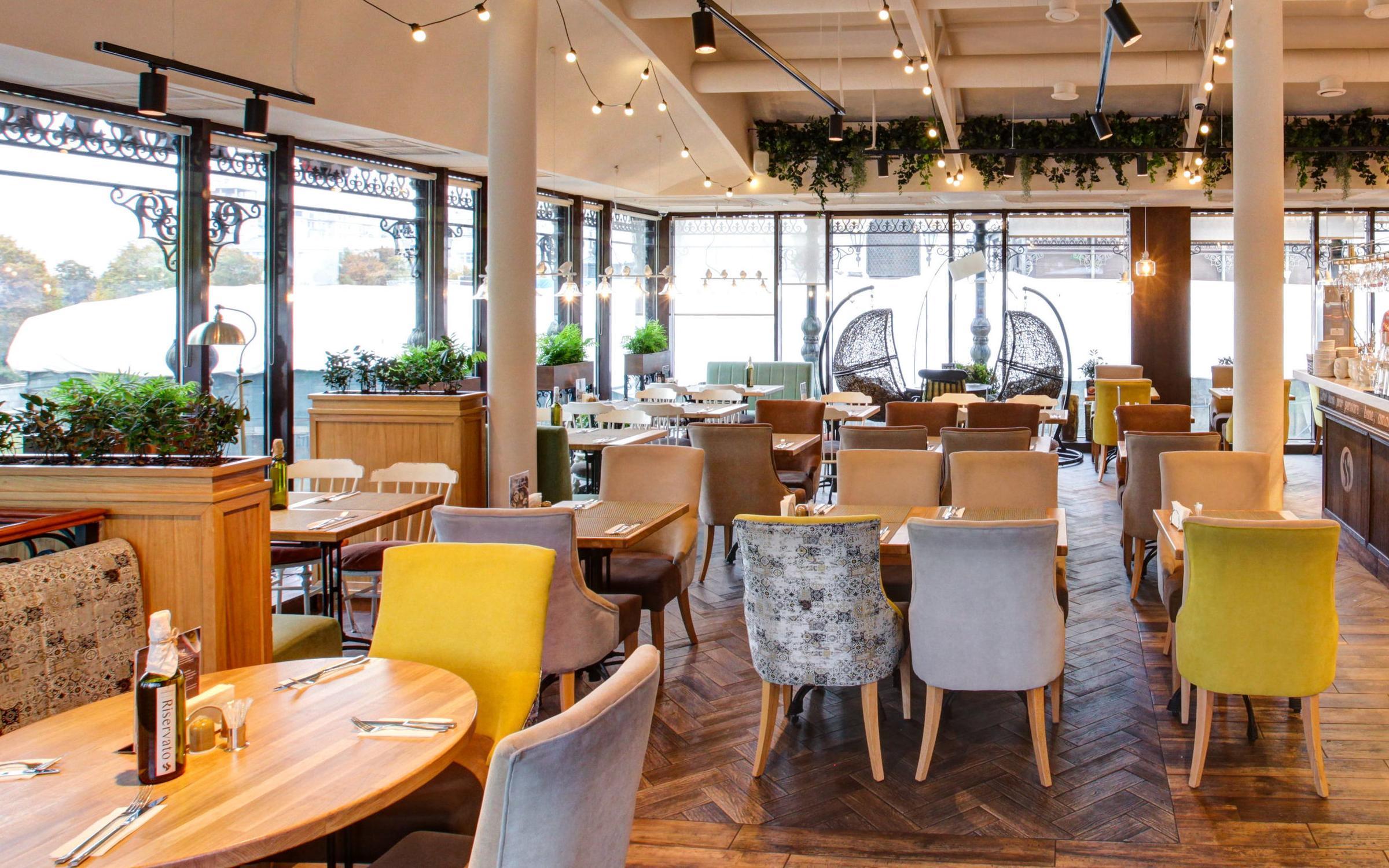 фотография Семейного итальянского ресторана IL Патио в Хамовниках