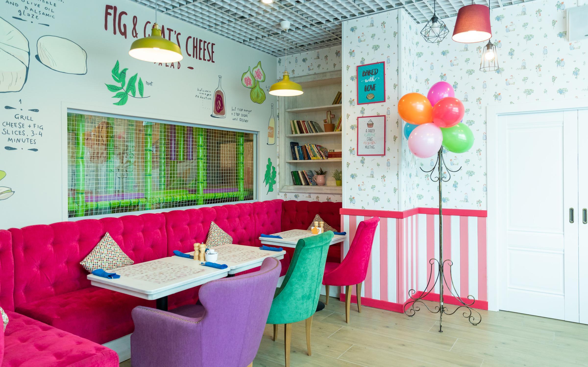 фотография Кафе-кондитерской Берри Брэд в Митино