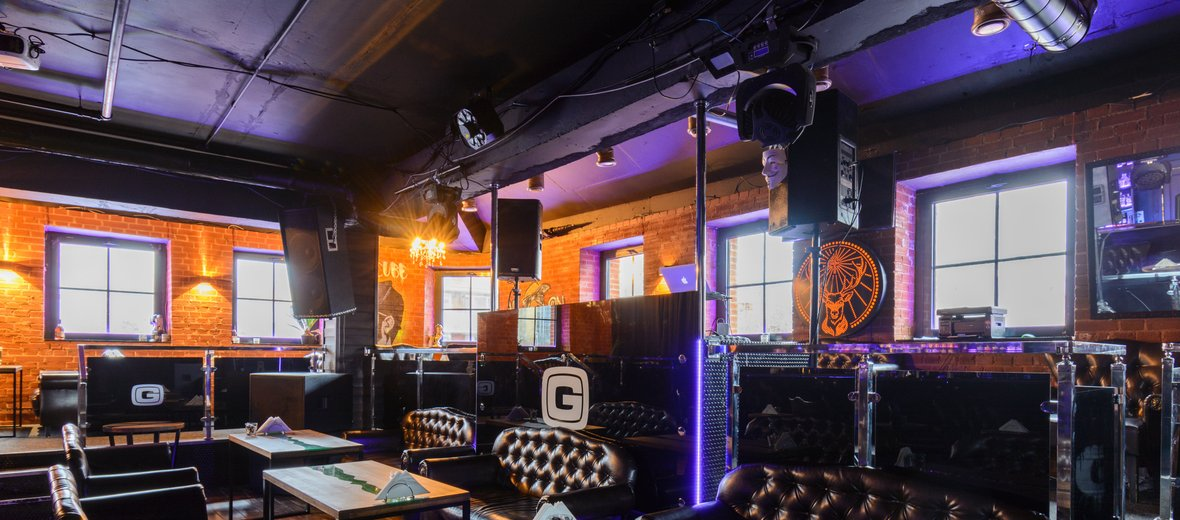 Фотогалерея - Центр паровых коктейлей Gazilla Lounge