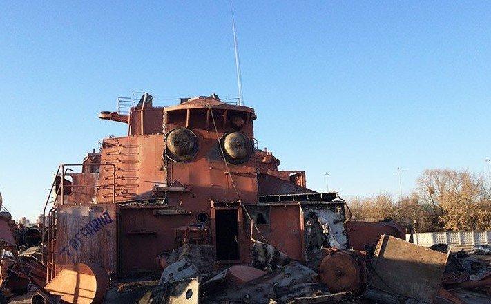 фотография Компании по демонтажу металлоконструкций РедМет в Путевом проезде
