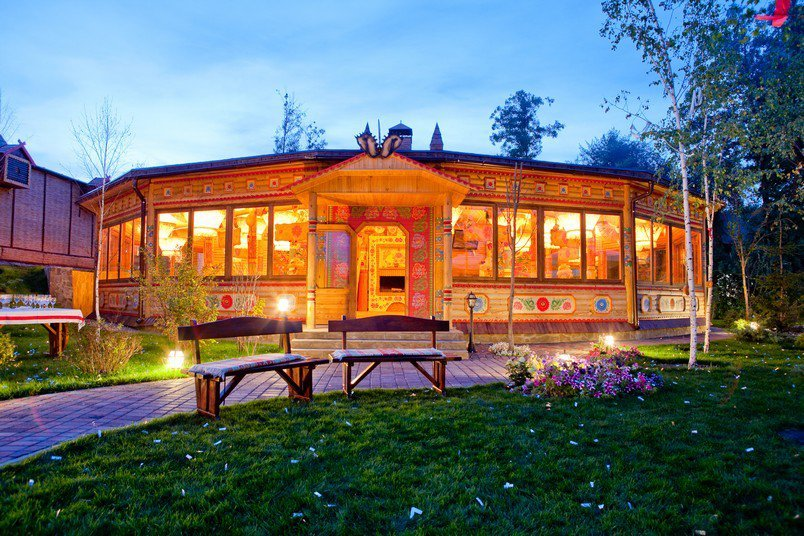 фотография Ресторана МАТРЁШКА на Новой Обуховской трассе