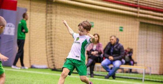 фотография Школа футбола для детей Футболика
