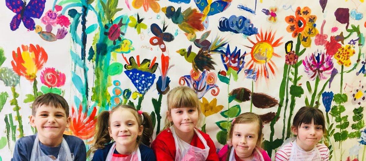 Фотогалерея - Синий Кот, сеть детских студий творческого и интеллектуального развития