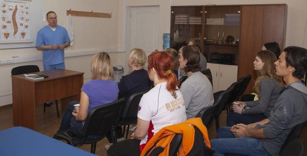 Фотогалерея - Школа классического массажа Прикосновение на улице Полбина