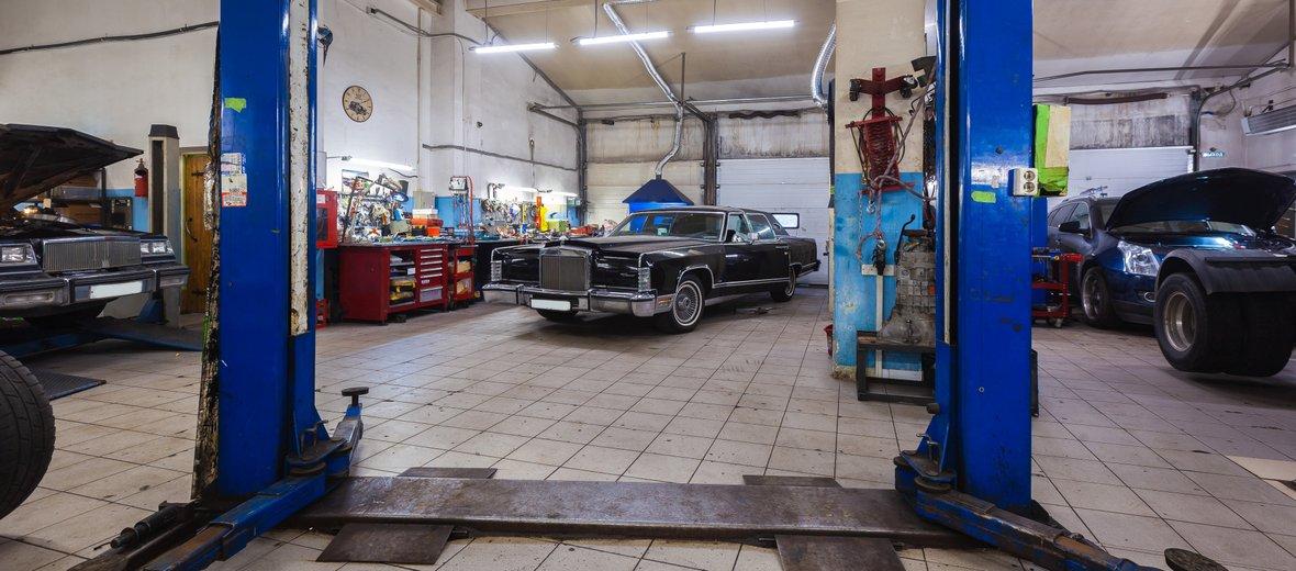Фотогалерея - G-car в Огородном проезде