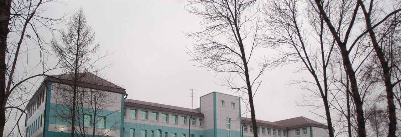 фотография Центральной районной больницы Терапевтический корпус в Балашихе на шоссе Энтузиастов, 14